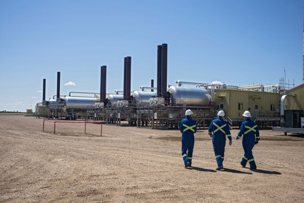 Canada Suffield Facility