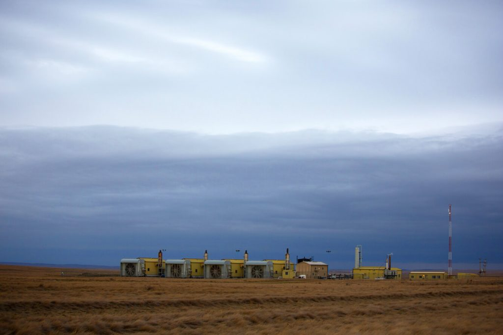 Suffield facilities Alberta