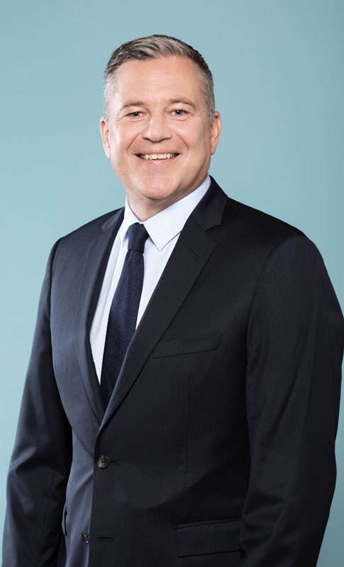Mike Nicholson - Chief Executive Officer